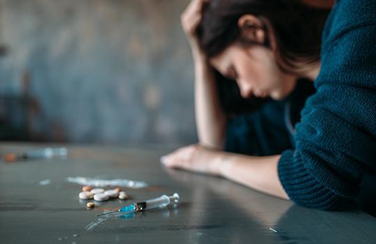 Dépendance drogue